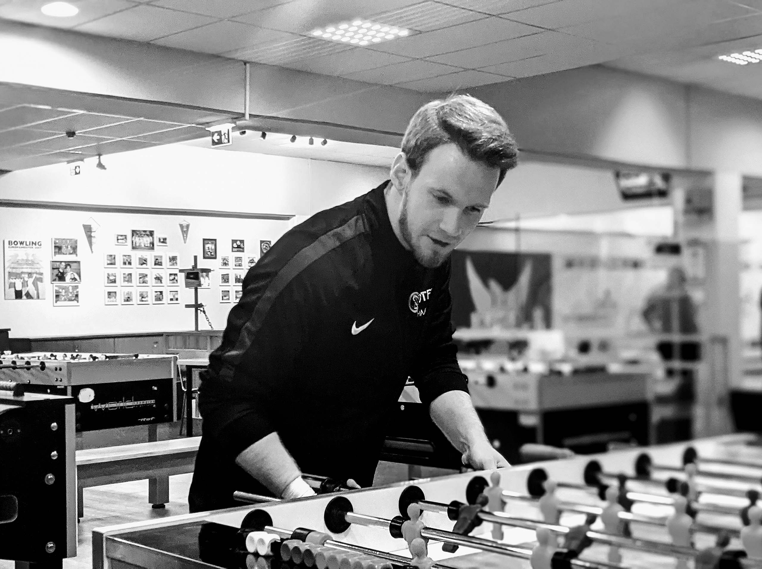 ** Training mit Weltmeister Thomas Haas am 18.08.2021 **